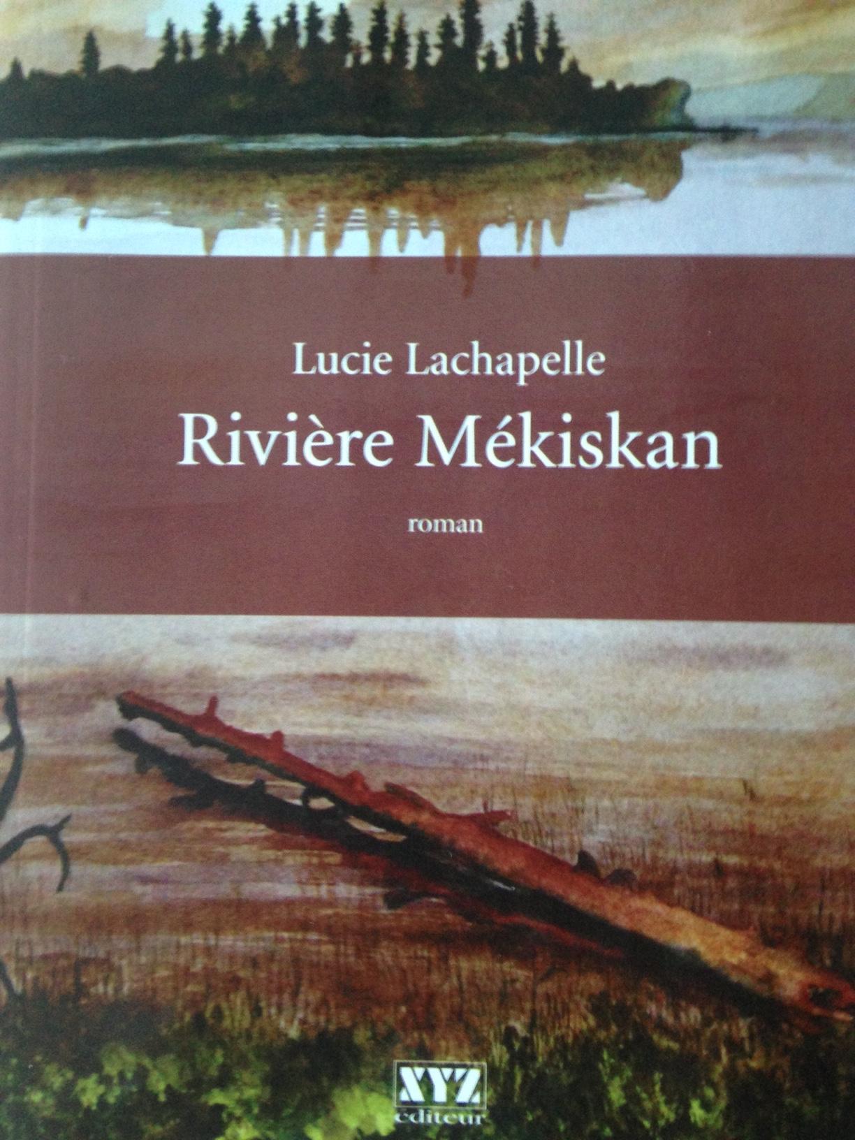 Roman de Lucie Lachapelle
